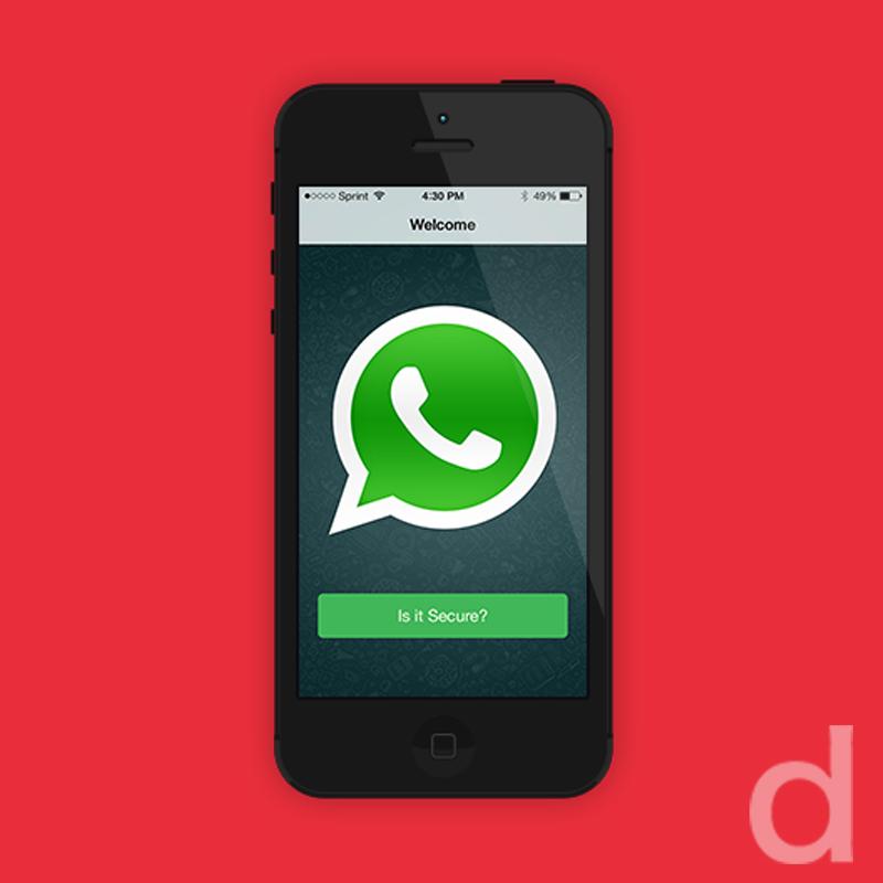 WhatsApp planeja proteger ligações de voz com criptografia