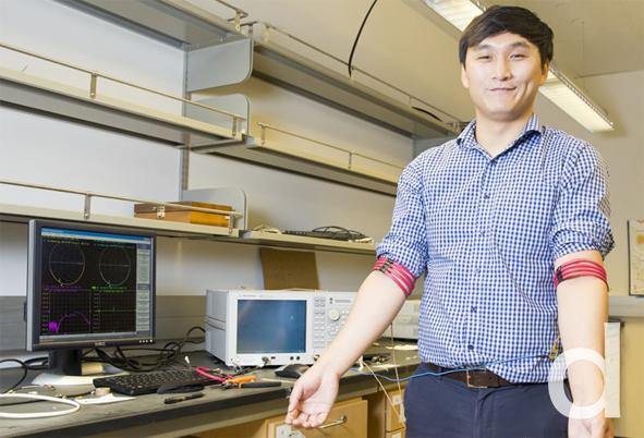 Sistema planeja usar o corpo humano para enviar senhas seguras