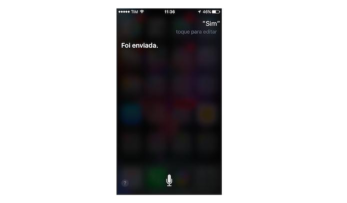 WhatsApp no iPhone: aprenda como enviar mensagens usando a Siri